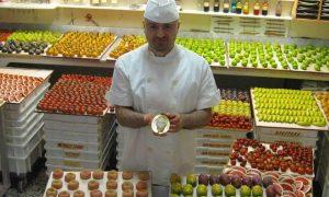 """Alessandro Marchese, anche all'estero, promuove la sua attività di artigiano di prodotti di qualità """"made in Sicily"""""""
