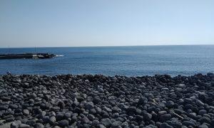 Estate2020: il mare e la spiaggia deserta