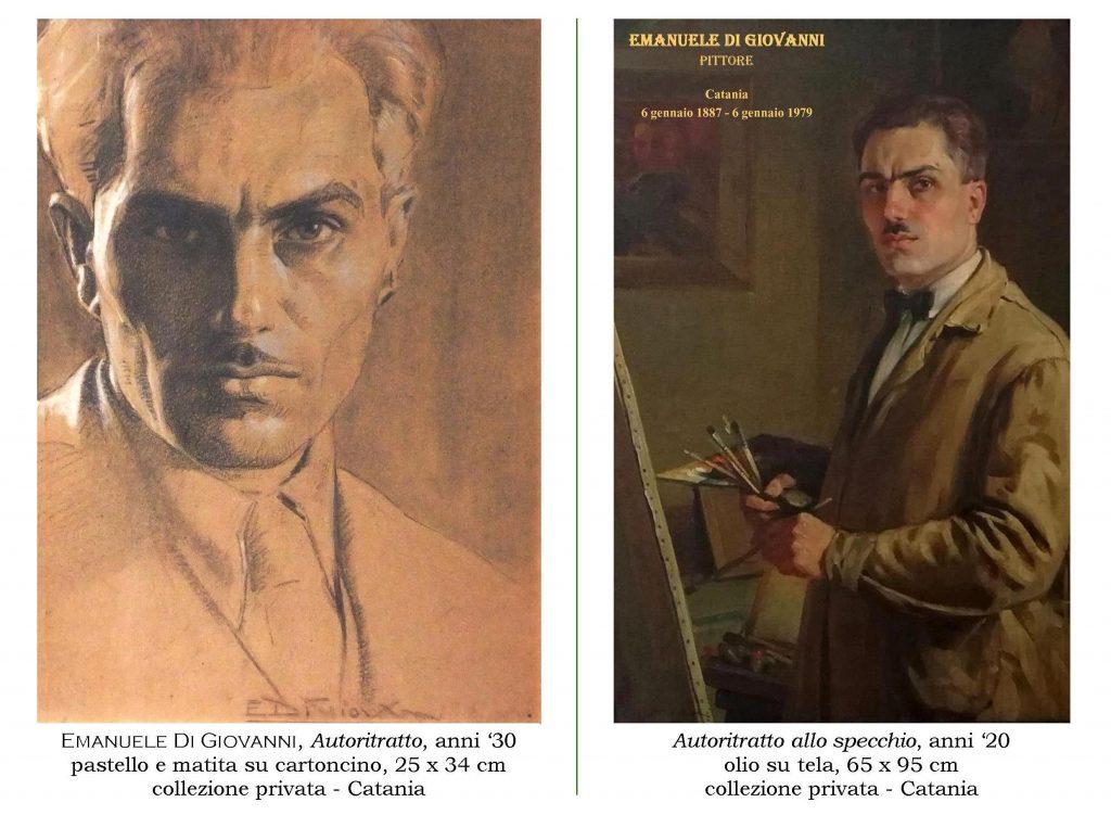 Emanuele Di Giovanni, pittore catanese apprezzato per la sua arte realistica