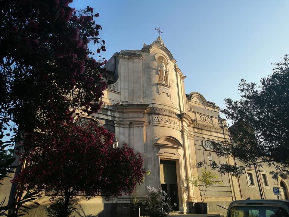 La Chiesa dell'Immacolata Concezione ai Minoritelli fu costruita dopo il 1693, completata nel XIX secolo ed eletta parrocchia nel 1949.