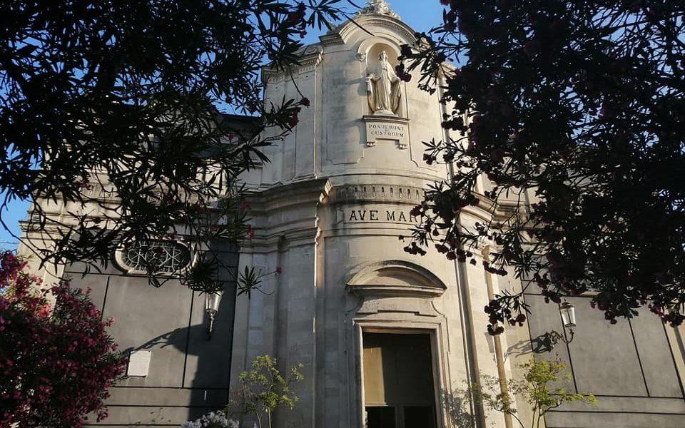 La chiesa dell'Immacolata Concezione ai Minoritelli è un gioiellino barocco ricco dis toria e curiosità in pieno centro storico.