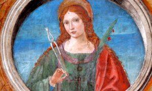 Sant'Apollonia compatrona di Catania