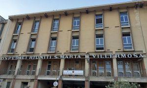 Santa Marta a Catania - presidio ospedaliero con Villermosa. Foto di: Valentina Friscia