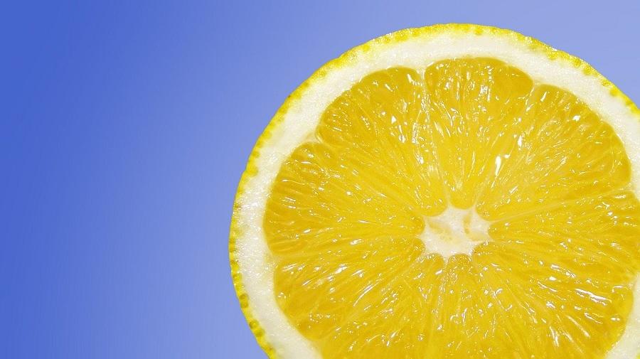 Limone dell'Etna - produzione locale etnea