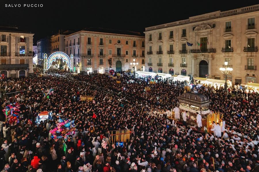 Sant'Agata d'agosto 2020. Foto di: Salvo Puccio