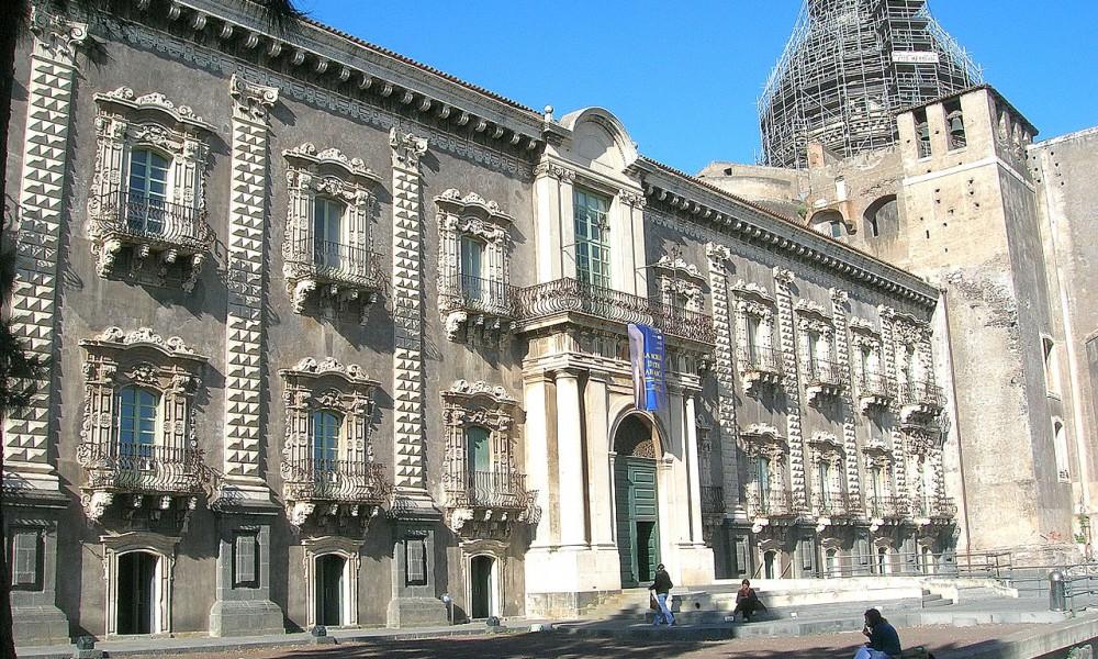 Monastero Dei Benedettini Catania