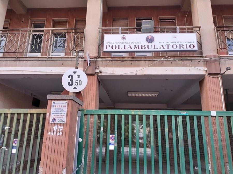 Santa Marta E Villermosa - ingresso. Foto di: Valentina Friscia