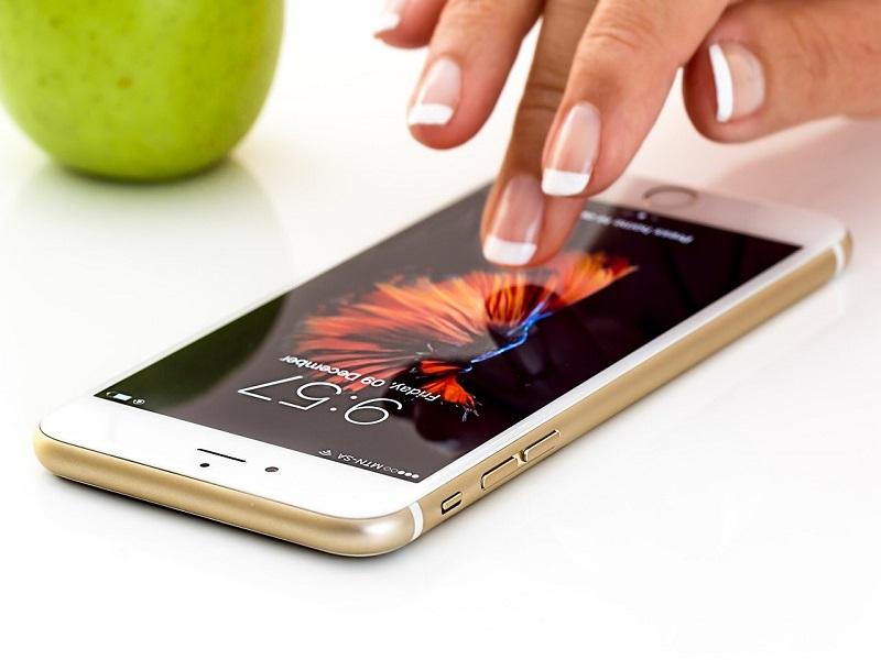 Applicazione direttamente da smartphone - Foto: Pixabay