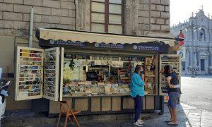 Edicola storica Catania
