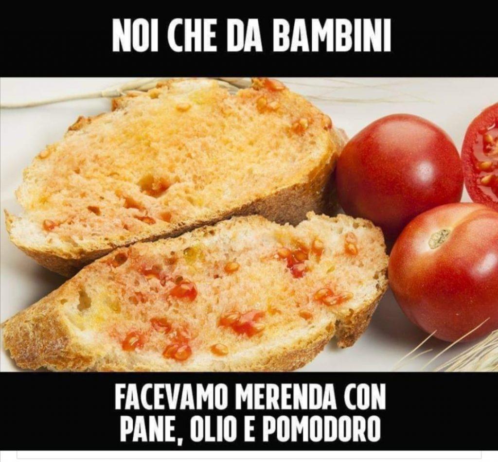 Quello della merenda è un rito italiano,un elemento che caratterizza e identifica l'alimentazione del nostro Paese e dei paesi mediterranei.