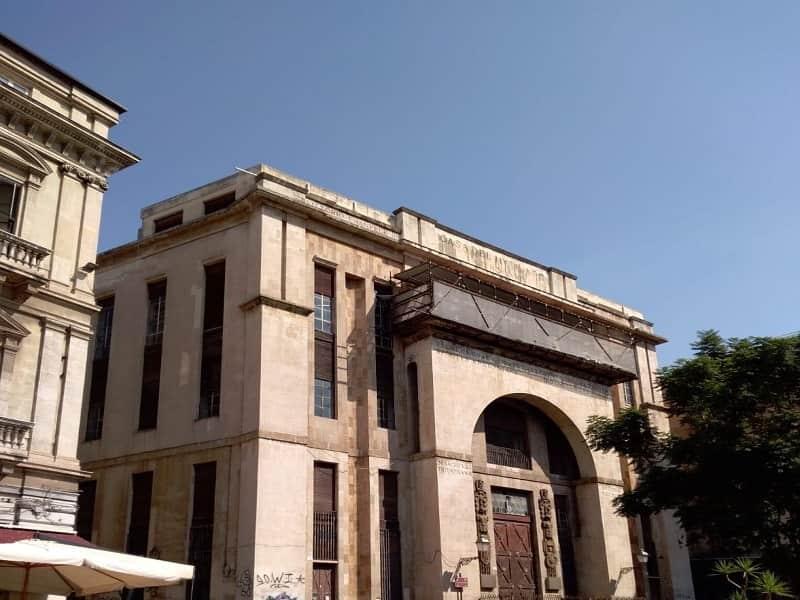 Foto Casa Del Mutilato Piazza Bellini