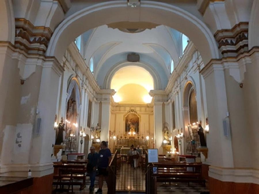 Interno San Giuseppe Al Transito