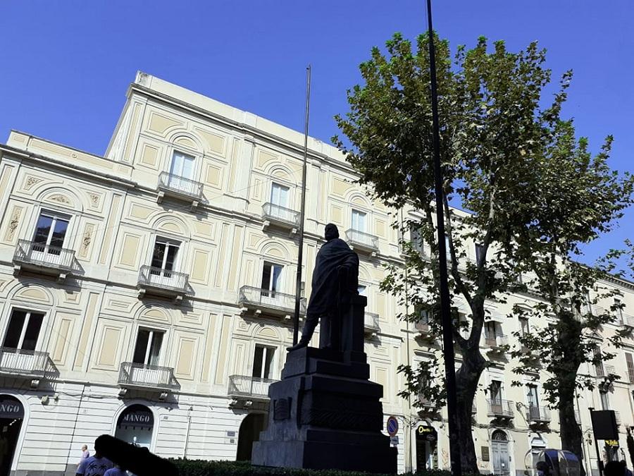 Statua Garibaldi Catania 1