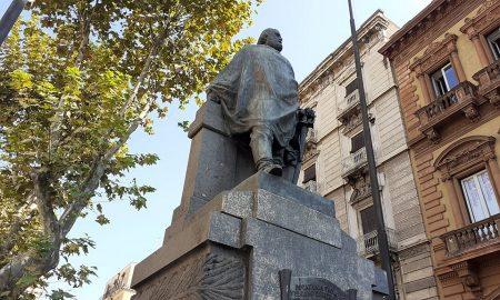 Statua di Garibaldi Catania - foto di: Valentina Friscia