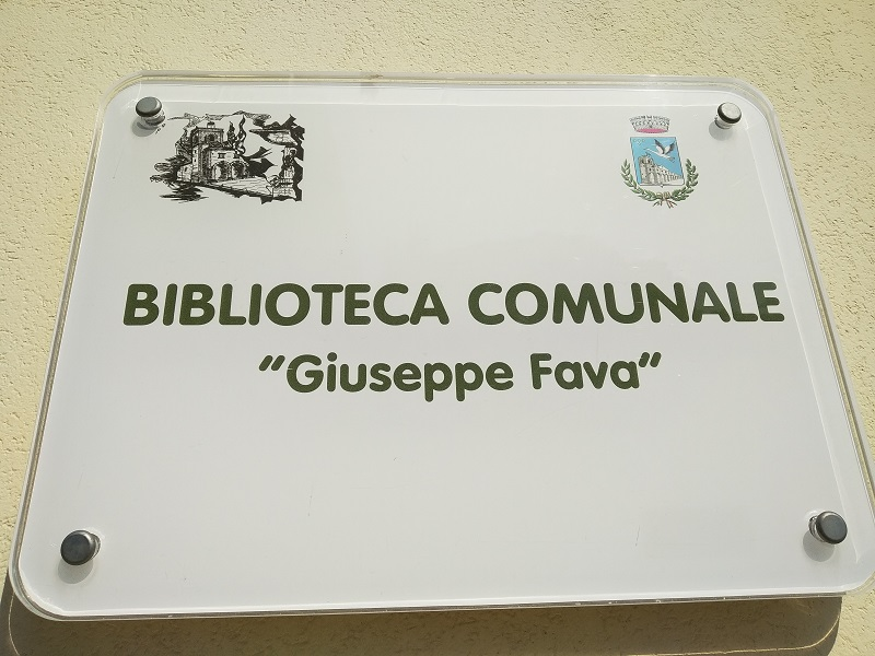 Biblioteca comunale Valverde - Foto: Cavaleri Francesca Agata