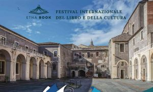 il prestigioso Palazzo platamone, conosciuto anche come Palazzo della Cultura è sede di Etnabook e di altri eventi culturali realizzati per Cataniafest