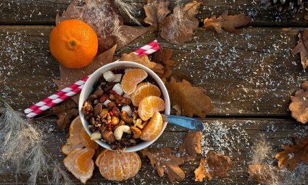 Clementine Dell'etna e l'autunno