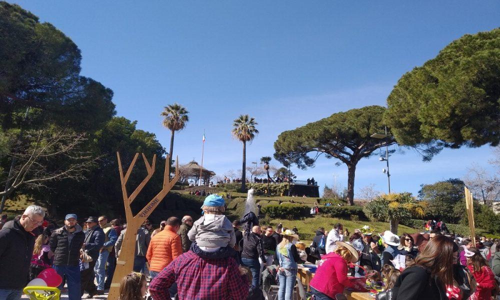 Domeniche pedonali Villa Bellini- Foto: Cavaleri Francesca Agata