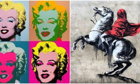 'Nzichitanza! Banksy e Warhol