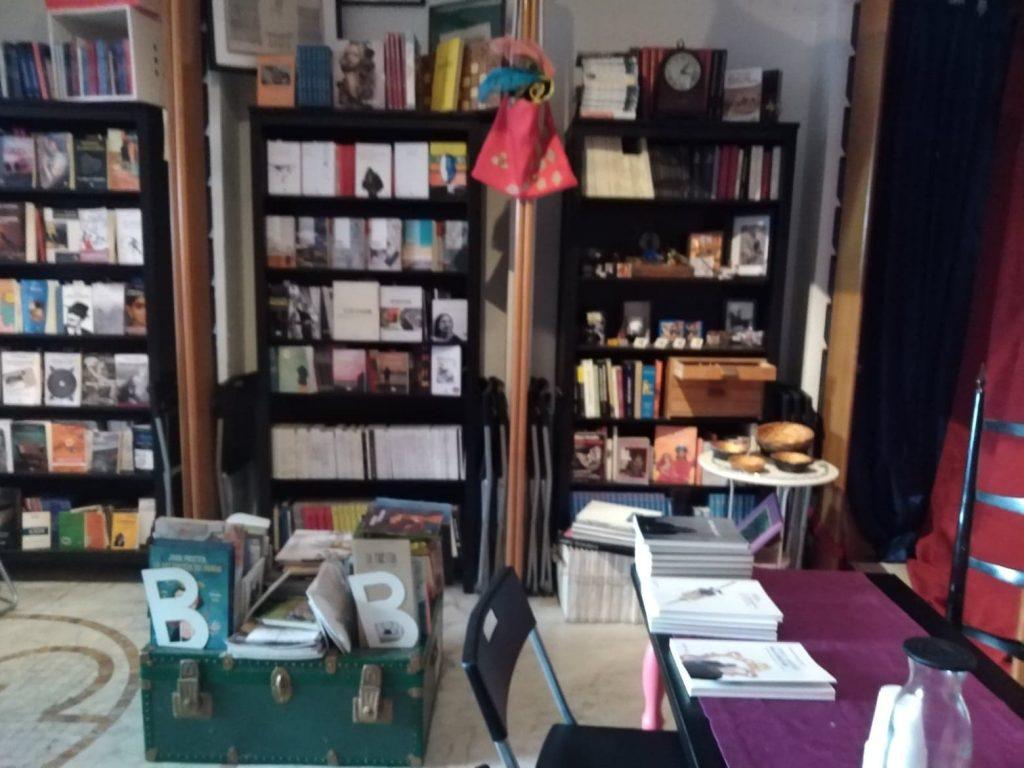 Interno Libreria Fenice