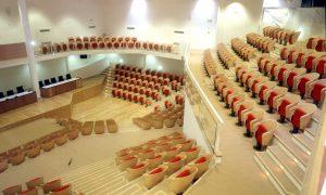 """Auditorium """"G. De Carlo"""""""