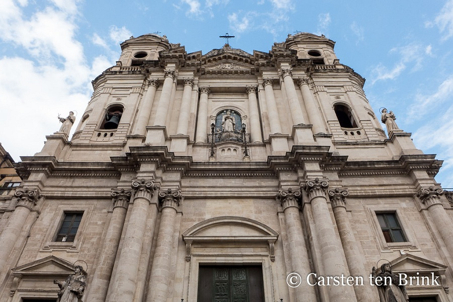 Chiesa San Francesco Allimmacolata By 10b Travelling Carsten Ten Brink Is Licensed Under Cc By Nc Nd 2.0