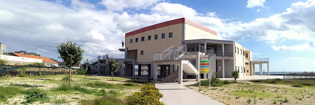 Il centro direzionale del Comune di Catania dove hanno sede gli uffici delle Toponomastica che si occupa delle nuove denominazioni delle vie cittadine.