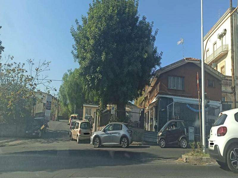 Tamponi Drive: asp San Luigi - Foto: Cavaleri Francesca Agata