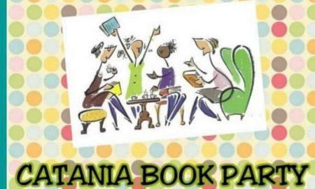 Catania Book Party ha al centro l'idea di costruire una festa attorno ai libri con libera partecipazione del cittadini