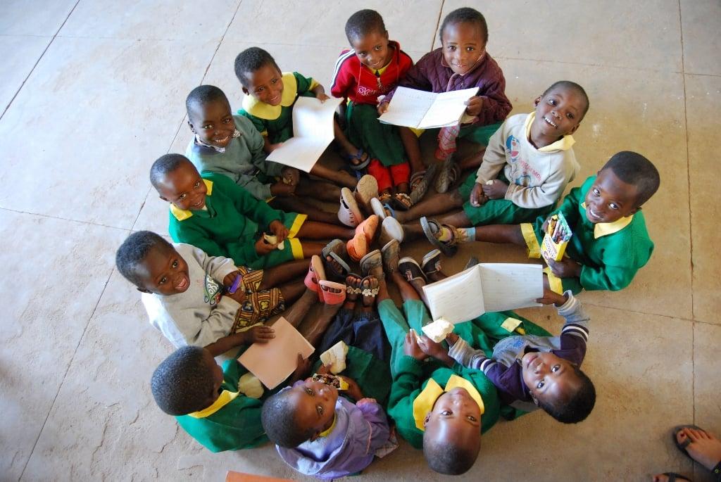 Il COPE in un progetto in Tanzania