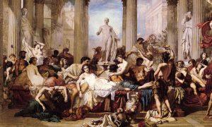 feste dell'Antica Roma: i Saturnali