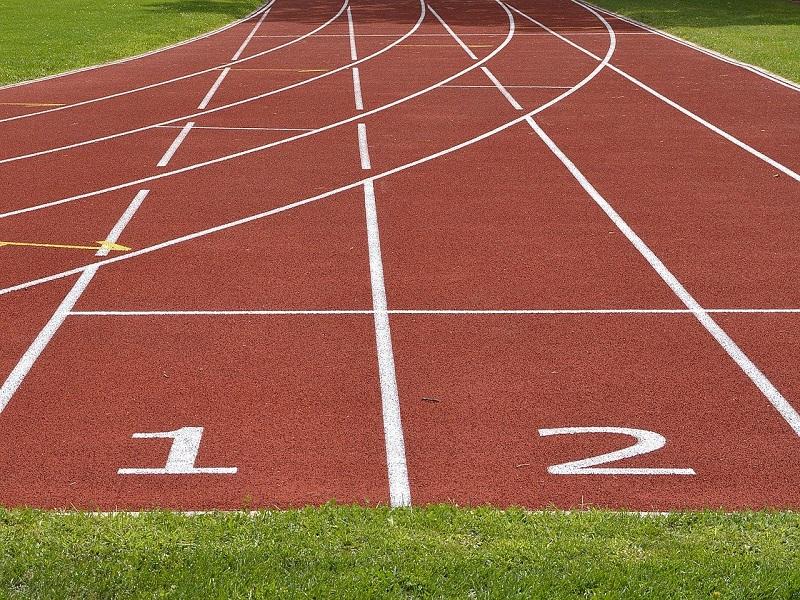 Nuovo look: un campo di atletica leggera - Foto: Pixabay