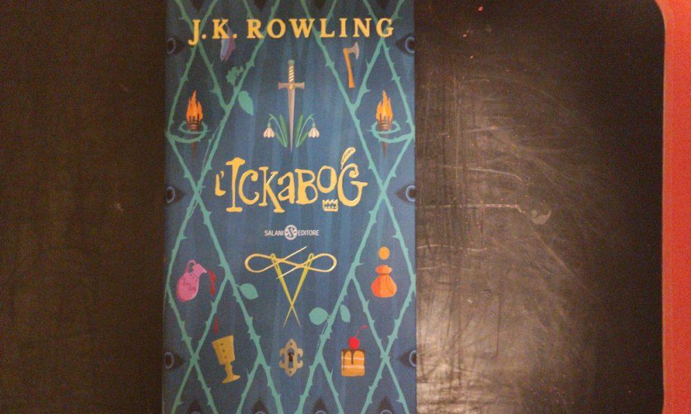 Ickabog- la Copertina del libro - Foto: Cavaleri Francesca Agata