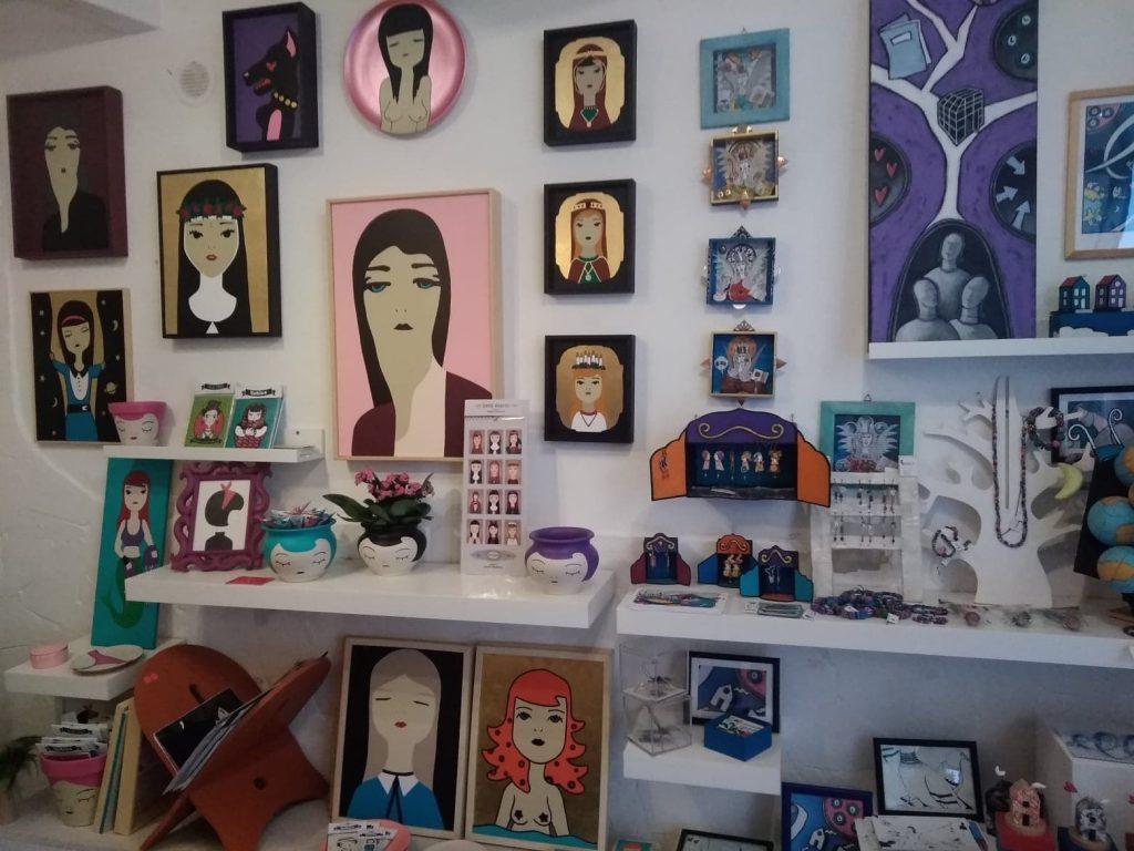 Creatività femminile a Catania