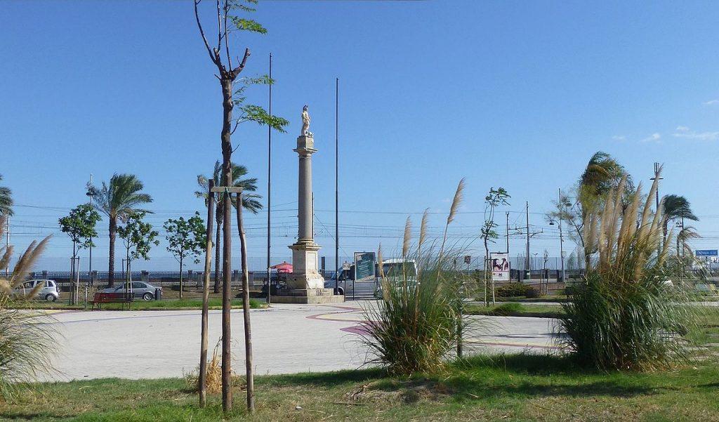 Catania – Piazza Dei Martiri – Statua Di Sant'agata Panoramio