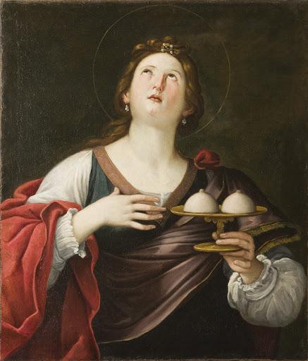 Interpretazione in chiave femminista del martirio di sant'Agata