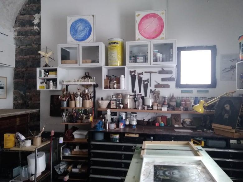 SoRu: laboratorio di creatività femminile tra luci, colori, estro artistico
