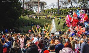 Un viaggio a ritroso rispetto a ciò che si prospetta il Carnevale 2021