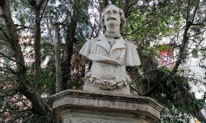 Giovanni Pacini nato a catania da una famiglia di artisti in turnèè fu compositore e musicista di gran fma