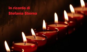 Stefania Sberga candele accese in suo onore- Foto: Pixabay
