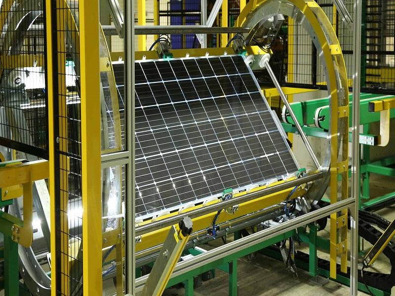 Gigafactory- un sito produttivo- Foto: EnelGreenPower.com