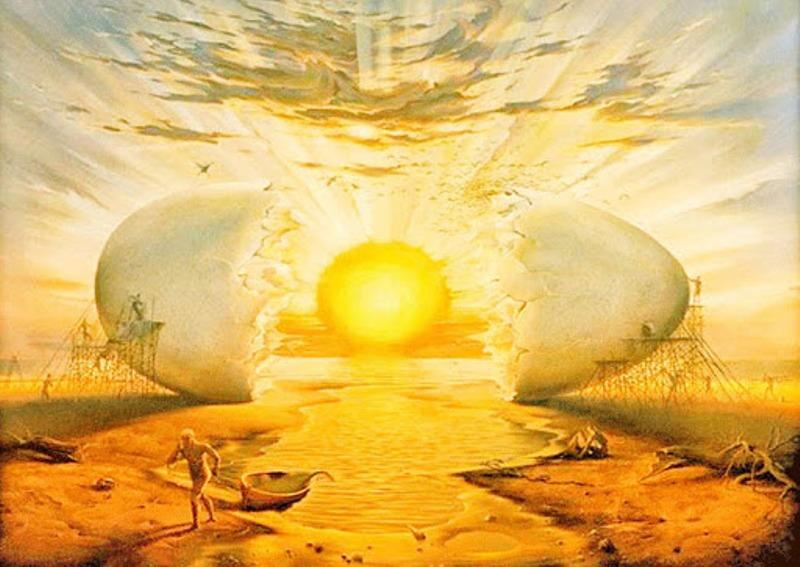 l'uovo, uno tra i simboli della Pasqua