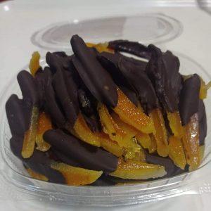 Scorzette d'arancia candite: una merenda genuina e naturale