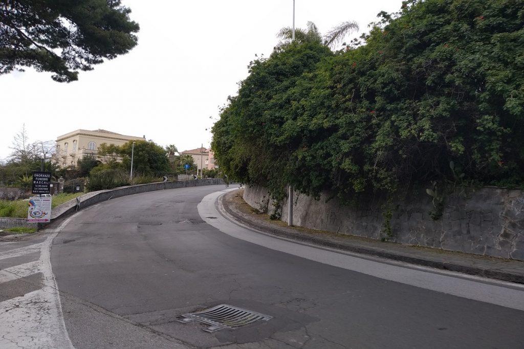 Vie Cittadine: Via Santa Sofia- Foto: Cavaleri Francesca Agata