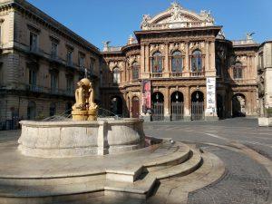 Il teatro massimo vincenzo Bellini torna a rivivere grazie a finanziamenti comunali e regionali