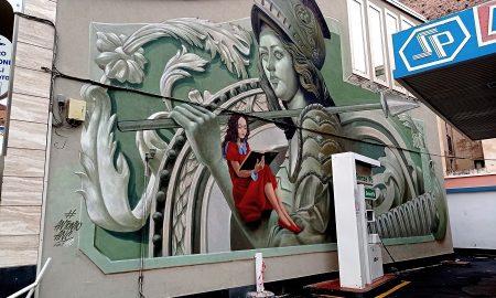 Antonioanc Street Artist a Catania