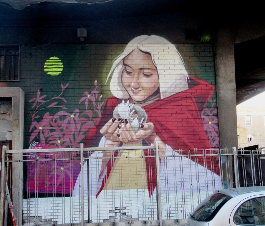 Antonioanc Street Artist