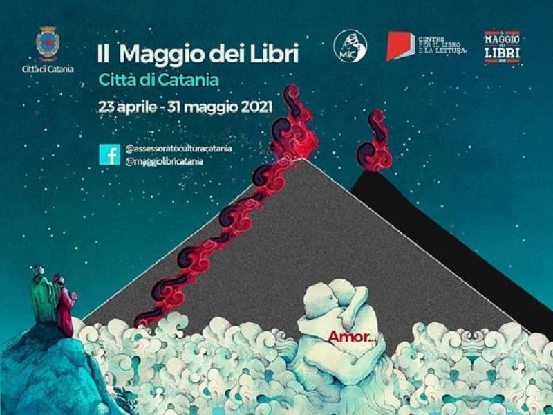 Maggio Libri 2021:  la locandina dell'evento - Foto: sito del comune