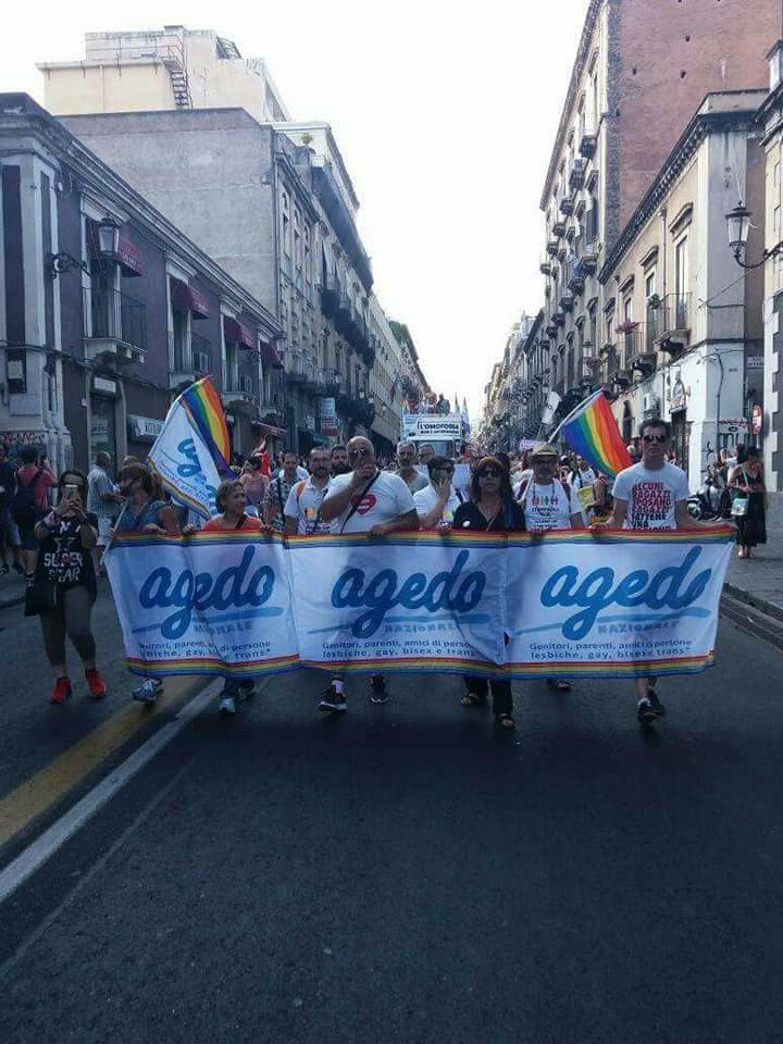 Agedo Catania, associazione per i diritti di omo e transsessuali