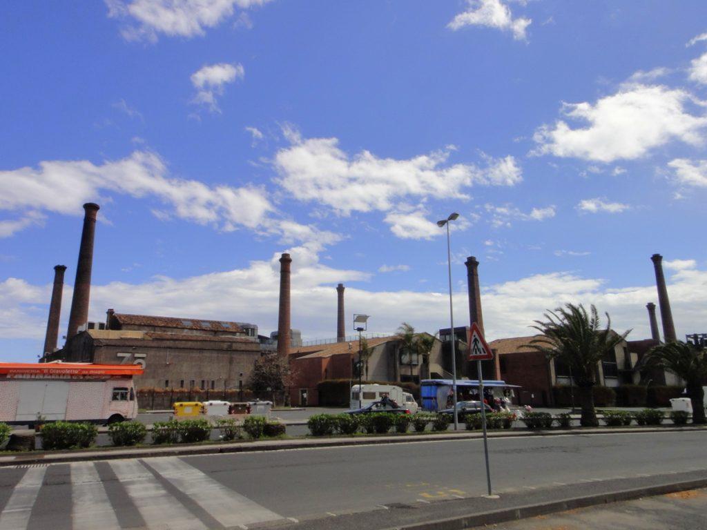 Industrial Catania Panoramio